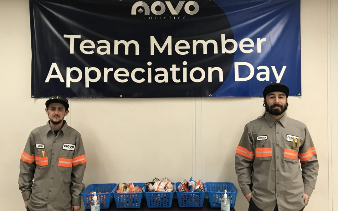 Happy Team Member Appreciation To Our Team!